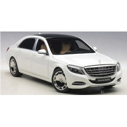 MERCEDES MAYBACH S-KLASSE S600 2015