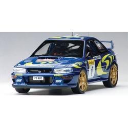 SUBARU IMPREZA WRC No.4 RALLY OF MONTE CARLO 1997