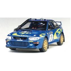 SUBARU IMPREZA WRC No.3 RALLY OF SAFARI 1997