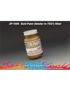 Gold Paint (Similar to Tamiya TS21) 60ml (Pre-thinned)