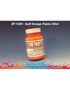 Gulf Orange Paint 60ml (Pre-thinned)