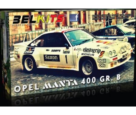 Opel Manta 400 GR. B Jimmy McRae 24 Uren van Ieper