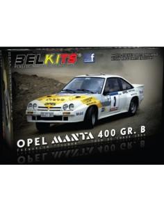 Opel Manta 400 GR. B Guy Fréquelin Tour de Corse 1984