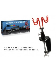 Holder for 2 Airbrushes
