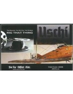 Uschi - USCH4006 - Fine Size 0,02 mm (45 m)  - Hobby Sector