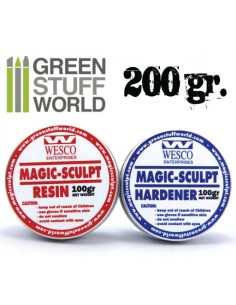 Magic Sculpt (Hardener & Resin) 2 x 100 gr