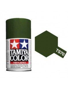 Olive Drab JGSDF 100ml Acrylic Spray