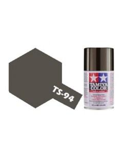 Tamiya - TS-94 - Metallic Grey 100ml Acrylic Spray  - Hobby Sector