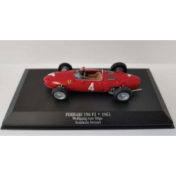 Ferrari 156 F1 1961 No.4 Wolfgang von Trips