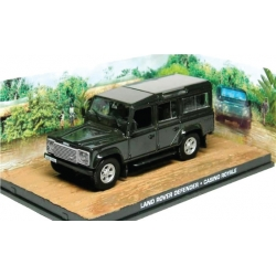 Land Rover Defender 110 James Bond Casino Royal
