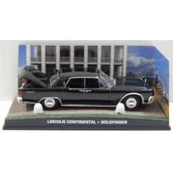 Lincoln Continental hardtop James Bond Goldfinger
