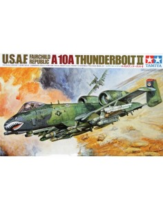 U.S.A.F. Fairchild Republic A-10A Thunderbolt II