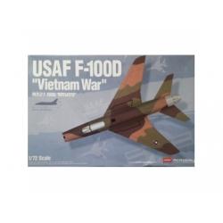 USAF F-100D Vietnam War