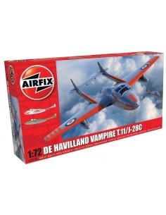 De Havilland Vampire T.11 / J-28C