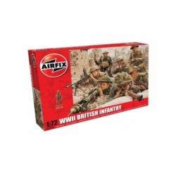 WWII British Infantry