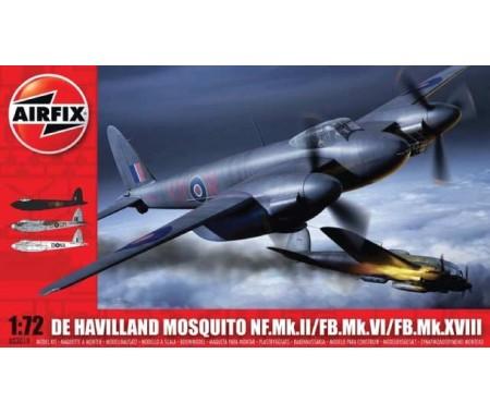 Airfix - De Havilland Mosquito MkII/VI/XVIII