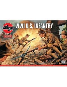 WWI U.S. Infantry