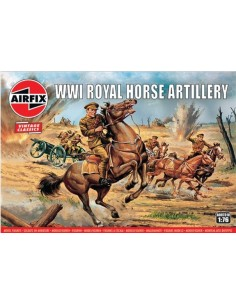 WWI Royal Horse Artillery
