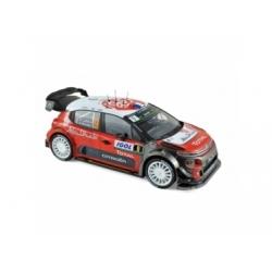 CITROEN C3 WRC No 9 CORSE 2017