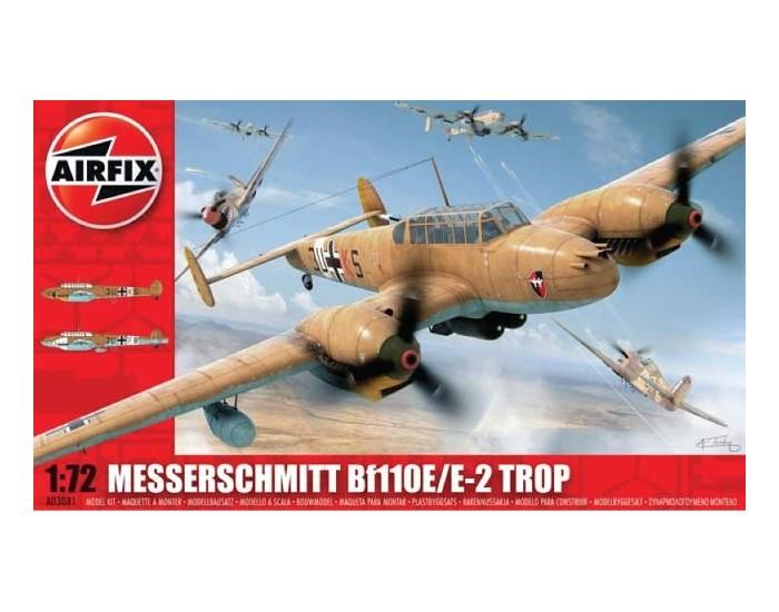 Airfix - Messerschmitt Bf110E/E-2 Trop