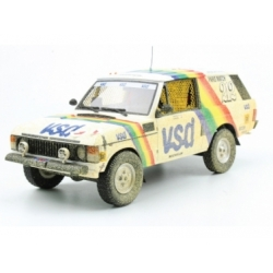 Range Rover Paris Dakar VSD Winner 1981 dirty version