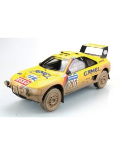 Peugeot 405 GT T-16 Paris Dakar Winner 1990 dirty version