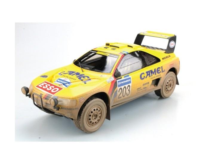 Peugeot 405 GT T-16 Paris Dakar Winner 1990 dirty version