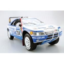 Peugeot 405 GT T-16 Paris Dakar Winner 1989