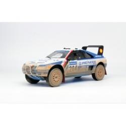 Peugeot 405 GT T-16 Paris Dakar Winner 1989 dirty version