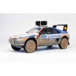 Peugeot 405 GT T-16 Paris Dakar 2nd place 1989 dirty version