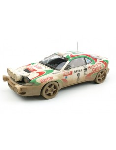Toyota Celica Winner Monte Carlo 1993 dirty version