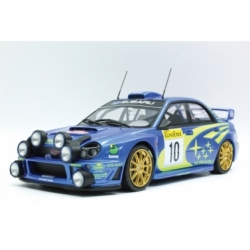 Subaru Impreza S7 555 WRT Winner Monte Carlo 2002 with headlamps