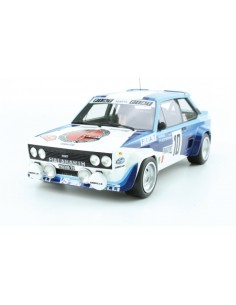 Fiat 131 Abarth Winner Monte Carlo 1980