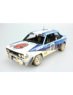 Fiat 131 Abarth Winner Monte Carlo 1980 dirty version