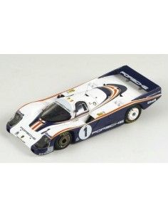 Porsche 956 Winner Le Mans 1982 (with decals)