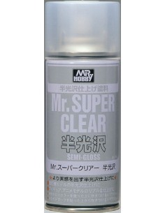 Mr. Super Clear Semi-gloss 170 ml