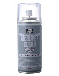 Mr. Super Clear Gloss 170 ml