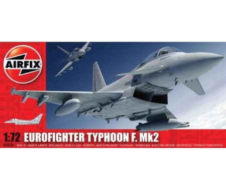 Airfix - Eurofighter Typhoon F.Mk2