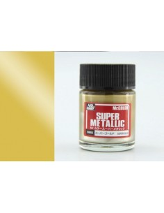Mr.Color Super Metallic Gold 10 ml