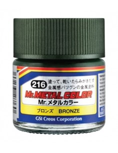 Mr.Metal Color Bronze 10ml