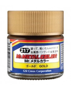 Mr.Metal Color Gold 10ml