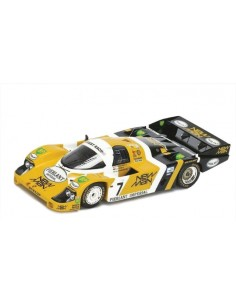 Porsche 956 New Man Winner Le Mans 1984