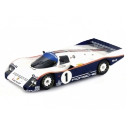 Porsche 962 C Rothmans Winner Le Mans 1986
