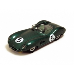 ASTON MARTIN DBR1 No.5 WINNER LE MANS 1959