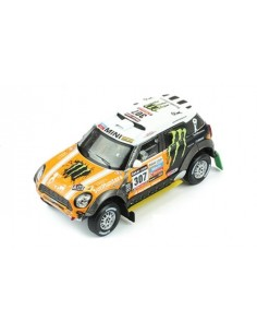 MINI ALL 4 RACING No.307 3RD DAKAR 2013