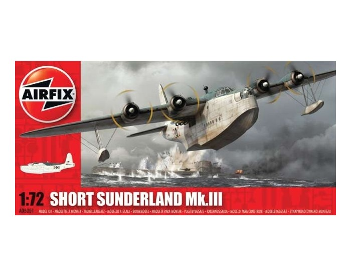 Airfix - Short Sunderland Mk.III