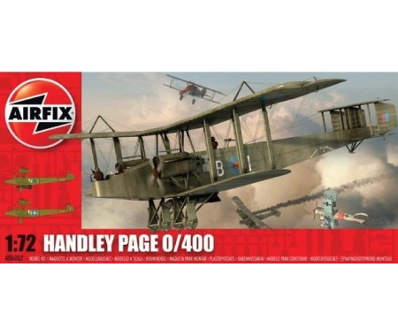 Airfix - Handley Page 0/400