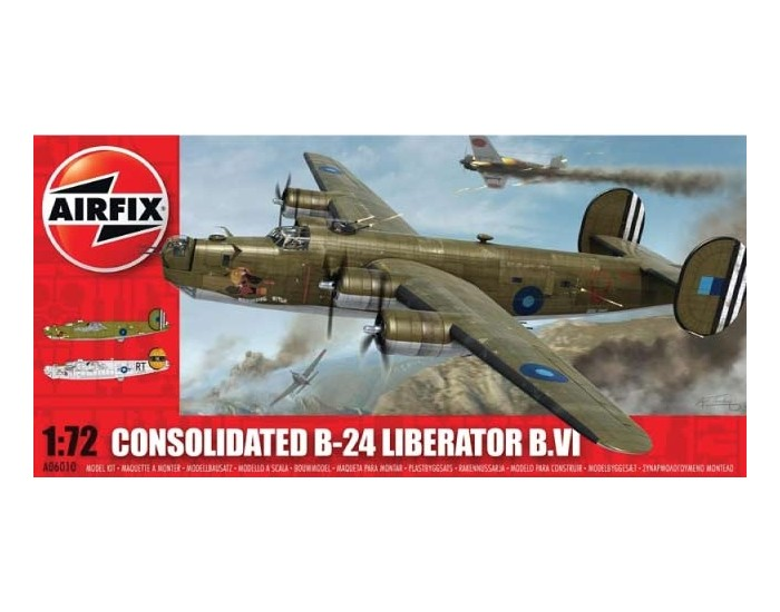 Airfix - Consolidated B-24 Liberator B.VI