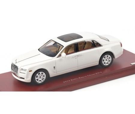 Rolls Royce Ghost EWB 2012