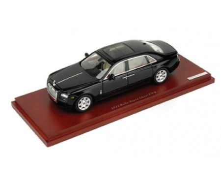 Rolls Royce Ghost EWB 2013